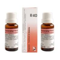 Dr. Reckeweg R40 Diabetes Drop Pack of 2
