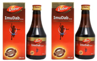 Dabur Imudab Syrup Pack of 2