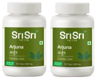 Sri Sri Tattva Arjuna Tablet Pack of 2