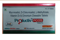 Productiv -PCOS Tablet