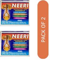 Neeri  Tablet Pack of 2