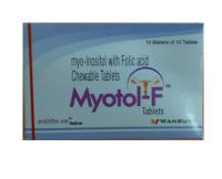 Myotol -F Tablet