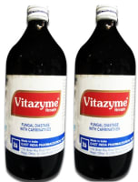 Vitazyme Syrup Pack of 2