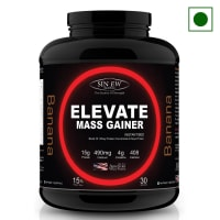 Sinew Nutrition Elevate Mass Gainer Banana