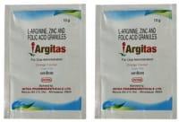 Argitas Granules Orange Pack of 2