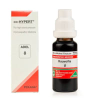 ADEL Anti Hypertensive  Combo (ADEL 8 + Rauwolfia Mother Tincture)