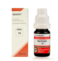 ADEL Asthma Care Combo (ADEL 10 + Natrum Sulphuricum Dilution)