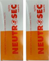 Neutrosec Tablet Pack of 2