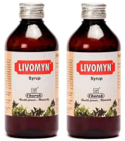 Charak Livomyn Syrup Pack of 2