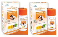 Hairshield Anti Lice Cream Wash Pack of 2