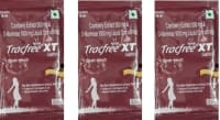Tracfree XT Sachet Pack of 3