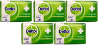 Dettol Original 75gm Soap Pack of 5