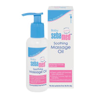 Sebamed Baby Soothing Massage Oil
