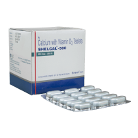 Shelcal -500 Tablet