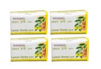 Patanjali Ayurveda Lemon Honey Kanti Body Cleanser Pack of 4
