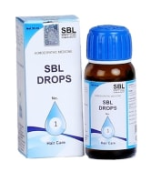 SBL Drops No. 1 ( for Hair Care)