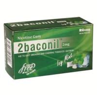 2Baconil 2mg Nicotine Gum Mint