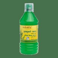 Patanjali Aloe Vera Juice with Fiber Unflavoured