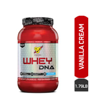 BSN Whey DNA Powder Vanilla Cream