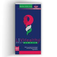 Livhealthy Biotin 5000mcg Tablet