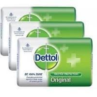 Dettol Original 125gm Soap