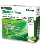 2Baconil 14mg Nicotine Patch