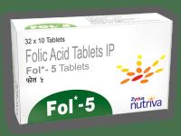 Fol 5 Tablet