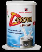D Protin Powder Vanilla