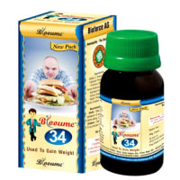 Bioforce Blooume 34 Weightosan Drop