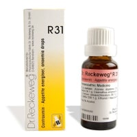 Dr. Reckeweg R31 Increases Appetite and Blood Supply Drop