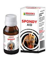 BAKSON'S Spondy Aid Drop