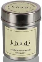 Khadi Sandal Rose Face Pack