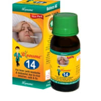 Bioforce Blooume 14 Fever Care Drop
