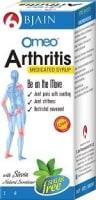 BJAIN Omeo Arthritis Sugar Free Syrup