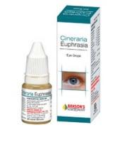 BAKSON'S Cineraria Euphrasia Eye Drop