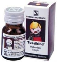 Dr Willmar Schwabe Tussikind Tablet