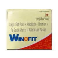 Winofit Soft Gelatin Capsule