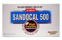 Sandocal 500 Tablet