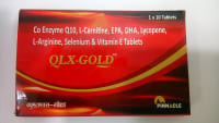 Qlx-Gold Tablet