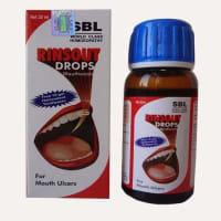 SBL Rinsout Drop Mouthwash