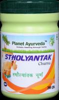 Planet Ayurveda Stholyantak Churna