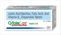 Cyfolac - DT Tablet