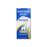 Otrivin Paediatric 0.05% w/v Nasal Spray