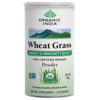 Organic India Wheat Grass Powder