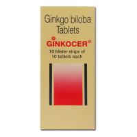 Ginkocer Tablet