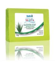 HealthVit Bath & Body Aloevera Soap