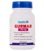 HealthVit Gurmar 250mg Capsule