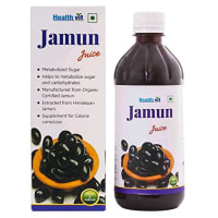 HealthVit Jamun Juice