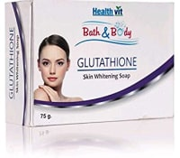 HealthVit Bath & Body Glutathione Soap