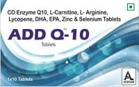 Add Q-10  Tablet